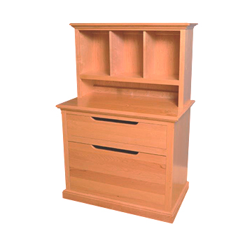 Bookcase Hutch for Toy Organizer