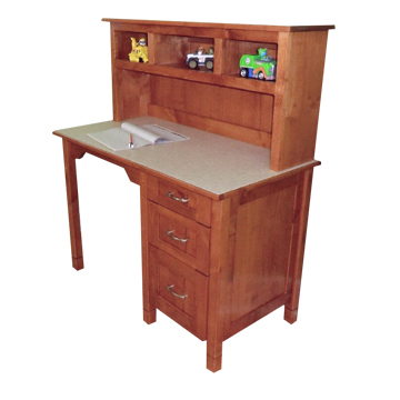 Flex Student Desk Hutch