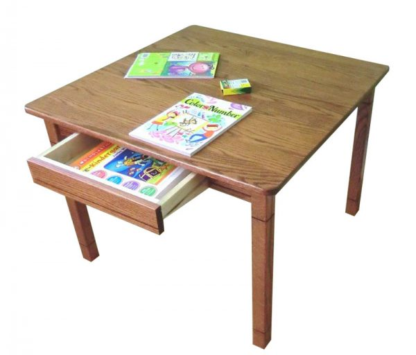 flex square table